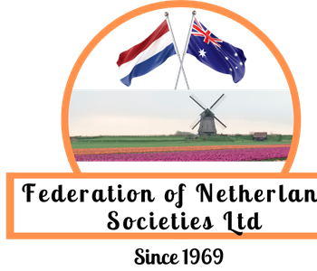 The Federation of Netherlands Societies Inc. Meetings